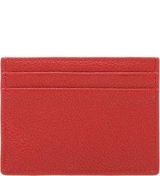 Porta Cartão Classic Royal Red