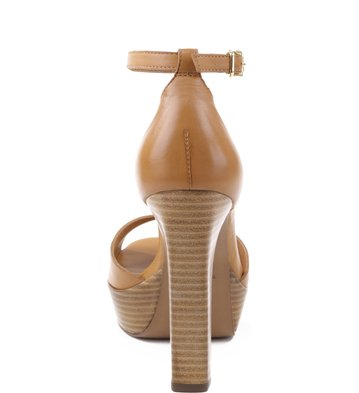 Meia-pata Rustic Couro Camel