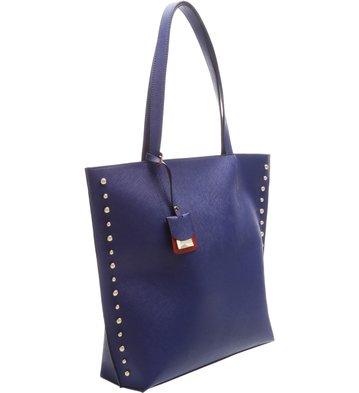 Bolsa Shopping Anastácia Digital Blue