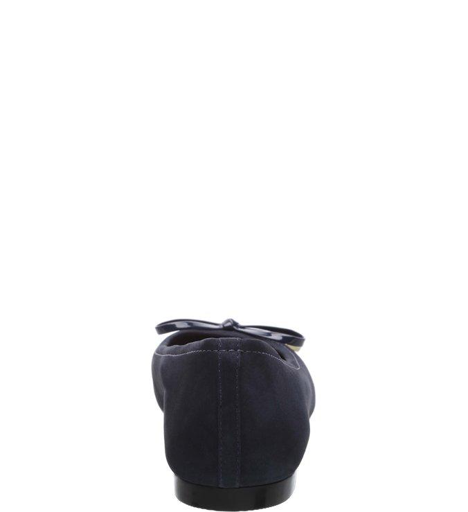 Sapatilha Nobuck Soft Laço Blue Mist