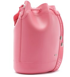 PANTONE | Bolsa Bucket Média Rosa Fosca