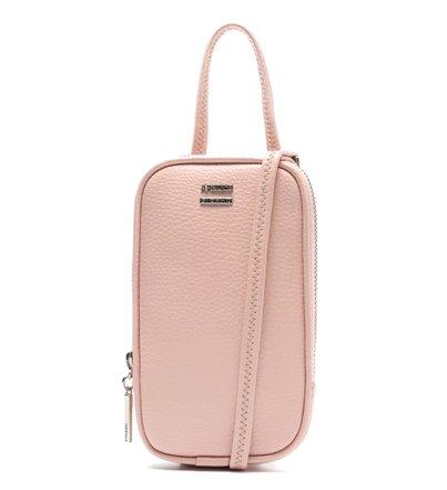 Mini Bolsa Porta-Celular Rosa Valentina
