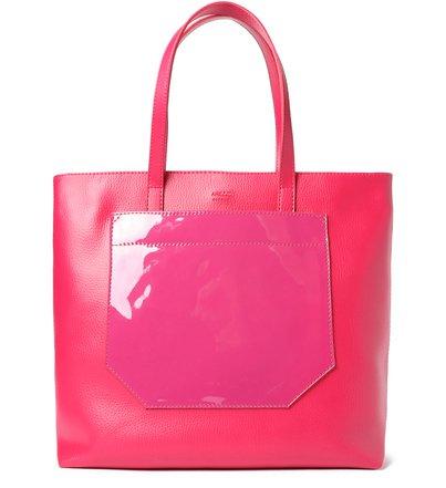 Bolsa Shopping Rosa Diana Grande