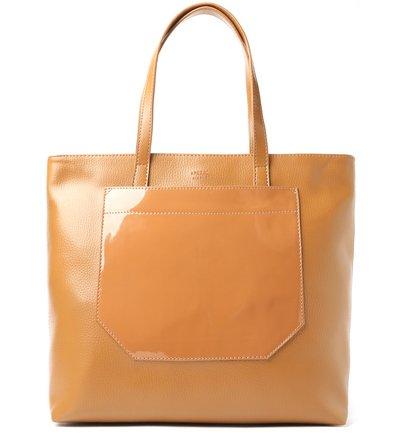 Bolsa Shopping Marrom Diana Grande