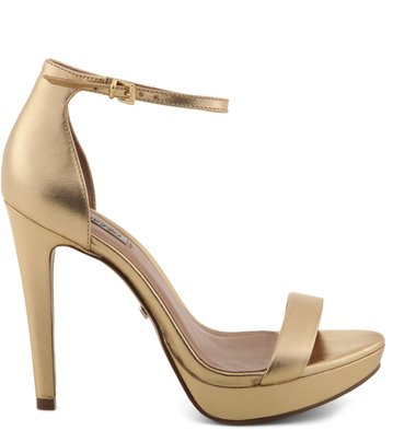 Sandália Metallic Ouro