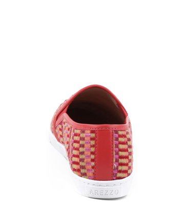 Slip-on Ethnic Pop Pitanga