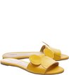 Disney x Arezzo | Slide Verniz Pop Hot Yellow