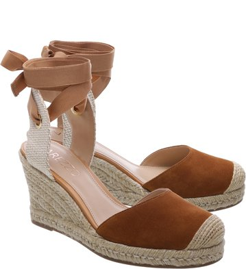 Espadrille Ponteira Savannah Scotch