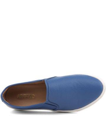 Slip-on Casual Azul