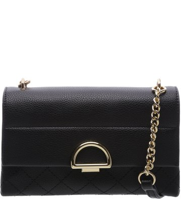Bolsa Tiracolo Pequena Elegance  Preta