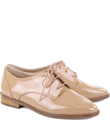 Oxford Verniz Nude-Rose