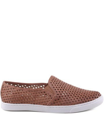 Slip-on Perfurado Blush