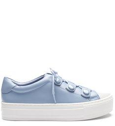 Tênis Tachas Feminino Jelly Blue