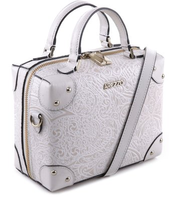 Bolsa Tiracolo Indian Off-White