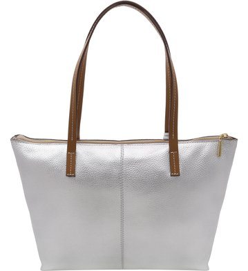 Bolsa Shopping Giornata Silver