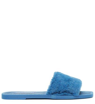 Slide Azul Home Bico Quadrado