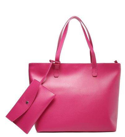 Bolsa Shopping Rosa Pink Mercato Grande