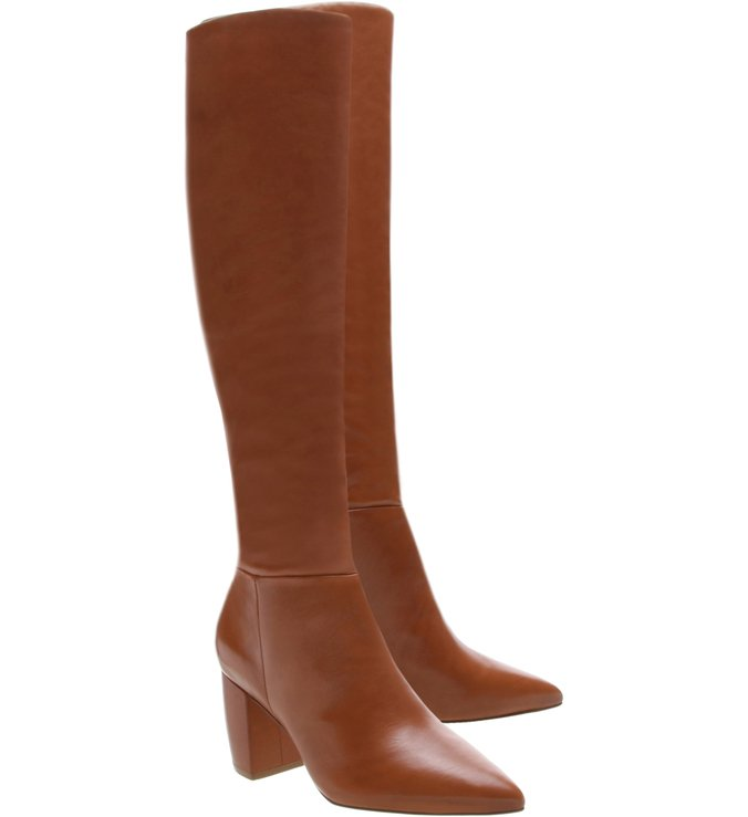 Bota Over the Knee Lisa  Toffee