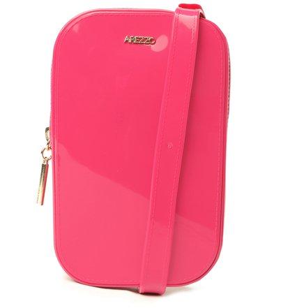 Mini Bolsa Rosa Duda Porta-Celular Brizza