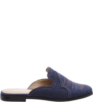 Mule Artesania Blue Jeans | Arezzo