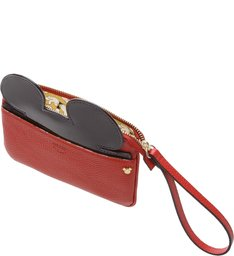 Disney | Necessaire Grande Disney Royal Red e Preta