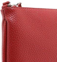 Bolsa Tiracolo Vermelha Pequena