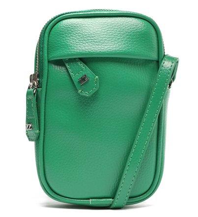 Mini Bolsa Verde Tina Porta-Celular