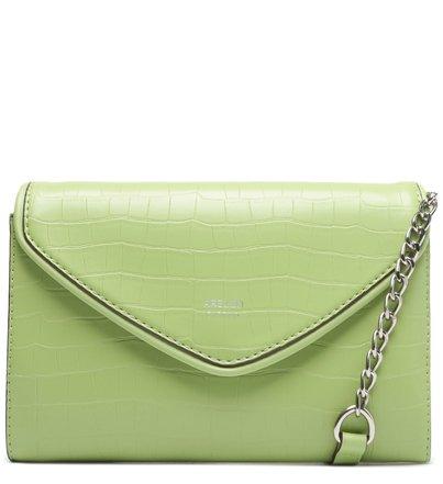 Bolsa Tiracolo Verde Pequena