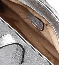 Bolsa Shopping Mercato Grande Light Silver