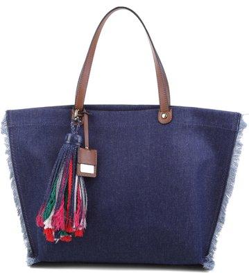 Bolsa Shopping Priscila Jeans