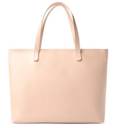 Bolsa Shopping Rosa Soft Mercato Grande