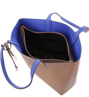 Bolsa Shopping Double Bege