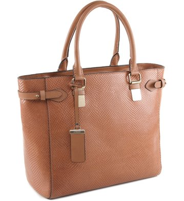 Bolsa Shopping Carrie Blush