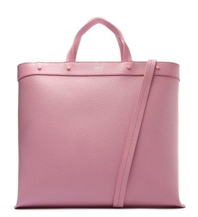 Bolsa Shopping Rosa Nick Grande
