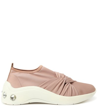 Tênis Slip On Rosé ZZ Fun Glam