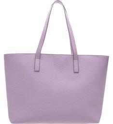 Bolsa Shopping Per Tutti Lilás