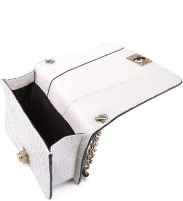 Bolsa Tiracolo Alice Off-White