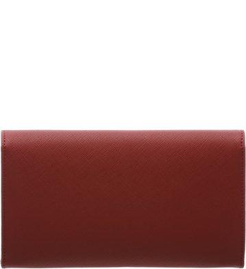 Carteira Low Grande Vermelha
