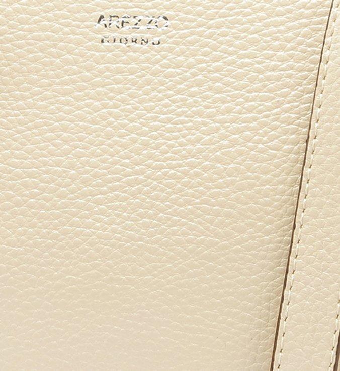 Bolsa Tiracolo Amanda Pequena Porcelana