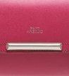 Bolsa Couro Clutch Auguri Lady Pink