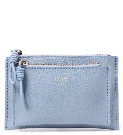 Clutch Azul Bolsos Pequena