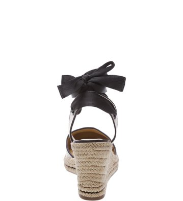Disney x Arezzo | Espadrille Lace Up Pop Preta
