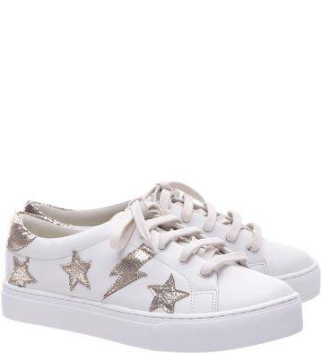 Tênis Platinum-Stars Branco