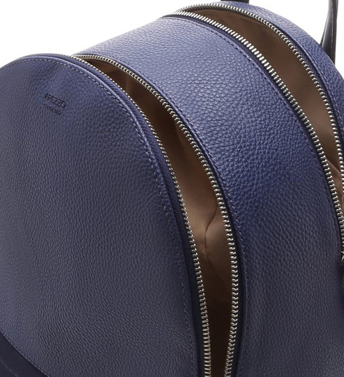 Mochila Grande Prione Navy Blue