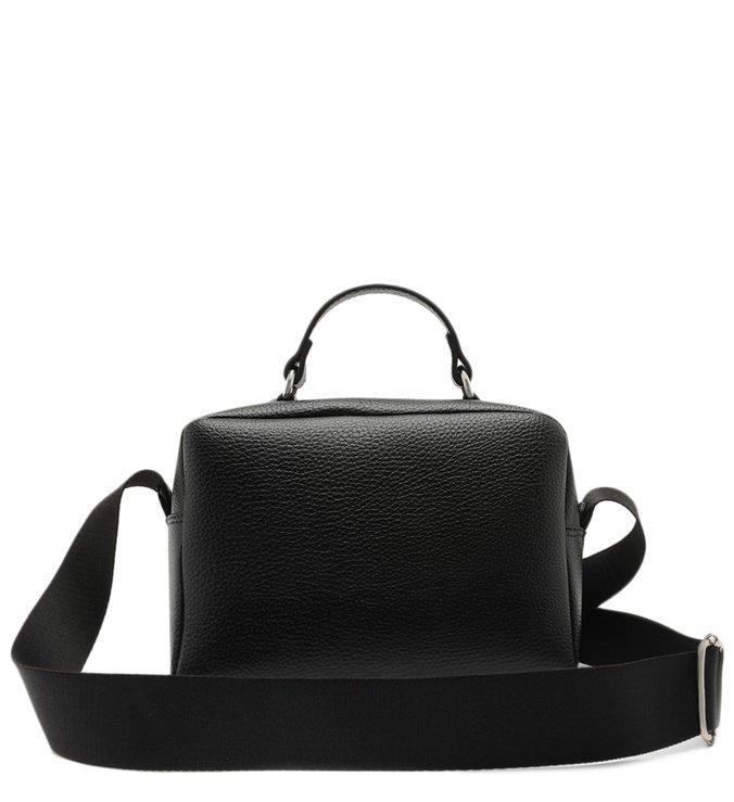 Bolsa Preta Tiracolo Camera Bag Pequena