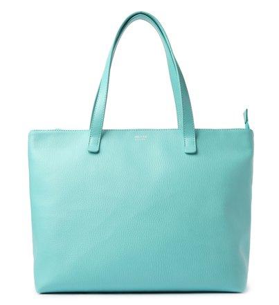 Bolsa Shopping Azul Mercato Grande