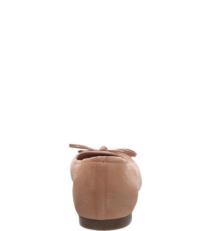 Sapatilha Nobuck Soft Laço Pale Nut