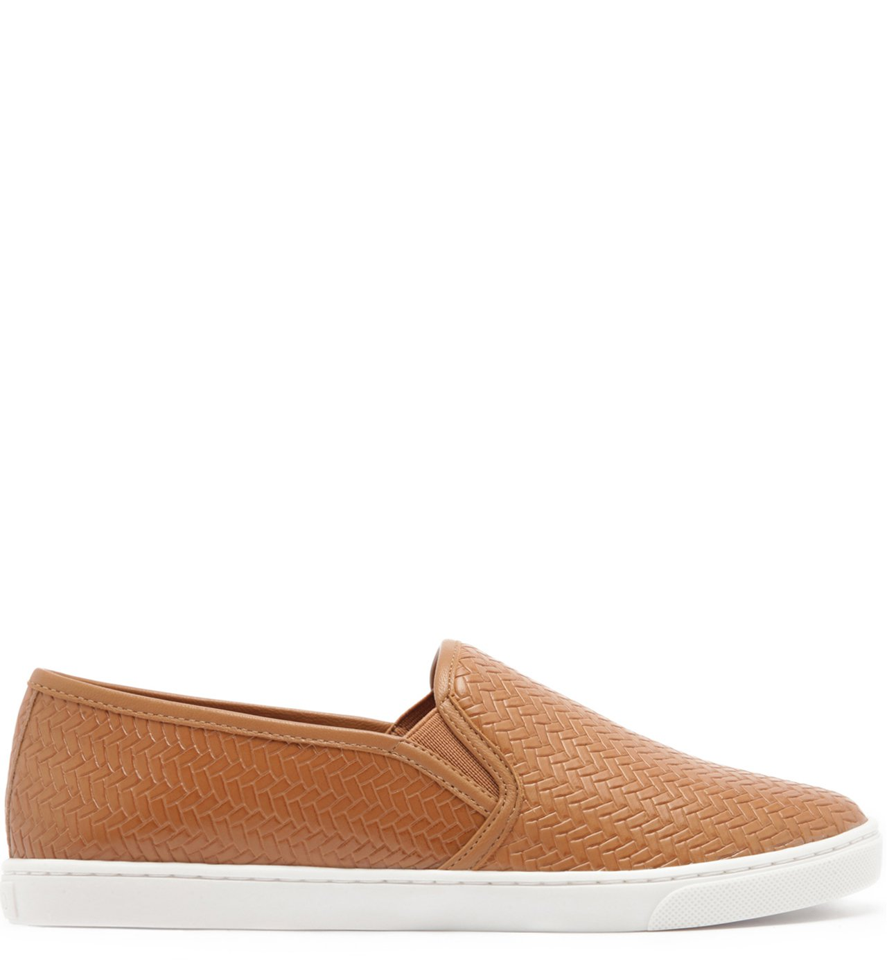 Tênis Slip On Trama Natural Wood | Arezzo