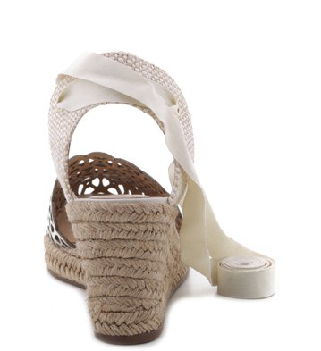 Espadrille Glam Off-White