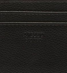 Porta-cartão Pequeno Luxe Preto